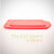 Pyrex - Red 2 Quart Baking Dish Lid