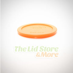 Pyrex - Orange 2 Cup Bowl Lid