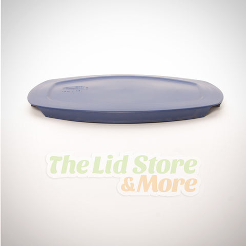 Pyrex Easy Grab - Blue 1.3 Quart Oval Dish Lid
