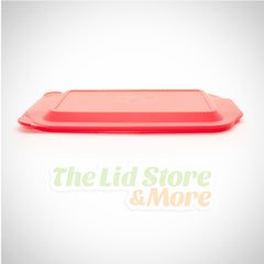 Pyrex - Red 3 Quart 9''x13'' Baking Dish Lid
