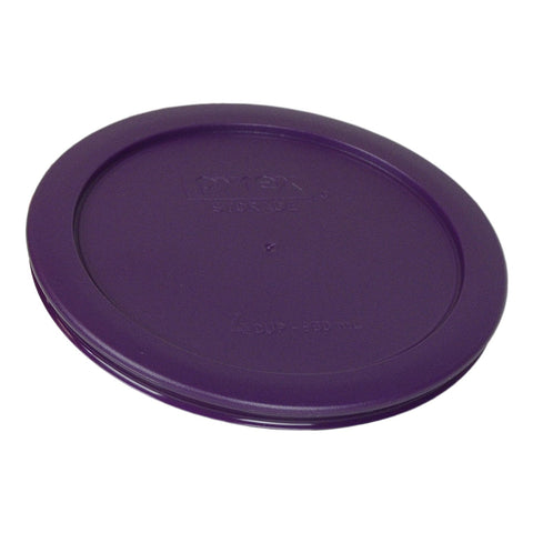 Pyrex - Plum Purple 4 Cup Bowl Lid