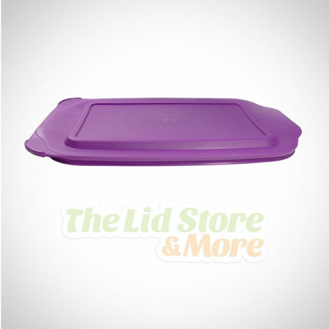 Pyrex - Purple 3 Quart 9''x13'' Baking Dish Lid