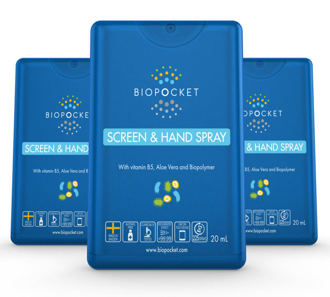 SCREEN & HAND SPRAY