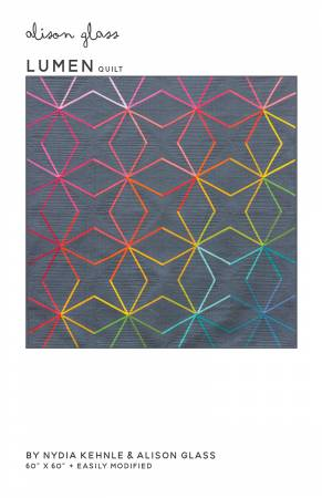 Lumen quilt pattern by Alison Glass