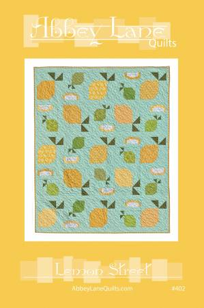 Lemon Street quilt pattern by Abbey Lane Quilts