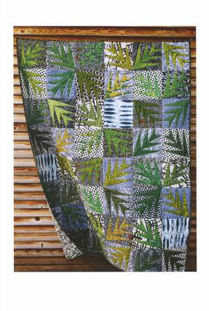 Fronds by Pamela Dinndorf - The Quilter's Bazaar