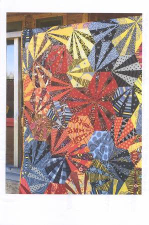 Chinese Fireworks by Pamela Dinndorf - The Quilter's Bazaar