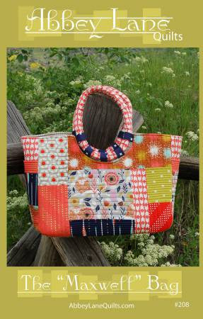 Maxwell Bag - The Quilter's Bazaar