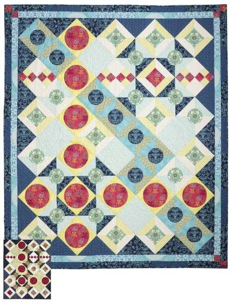 Going Mod - The Quilter's Bazaar