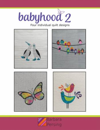 Babyhood 2 quilt pattern by Barbara Persing