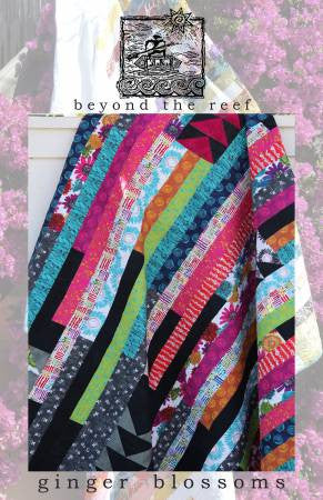 Ginger Blossoms - The Quilter's Bazaar