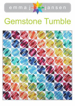 Gemstone Tumble - The Quilter's Bazaar