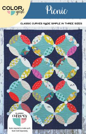 Picnic Quilt by Sharon McConnell