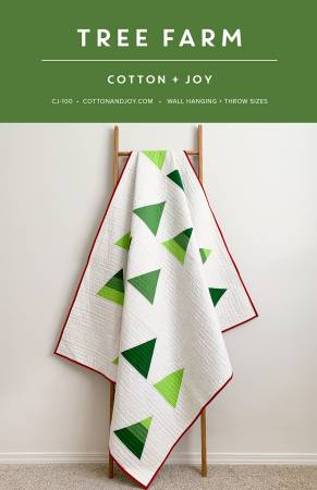 Tree Farm quilt pattern by Fran Gulick