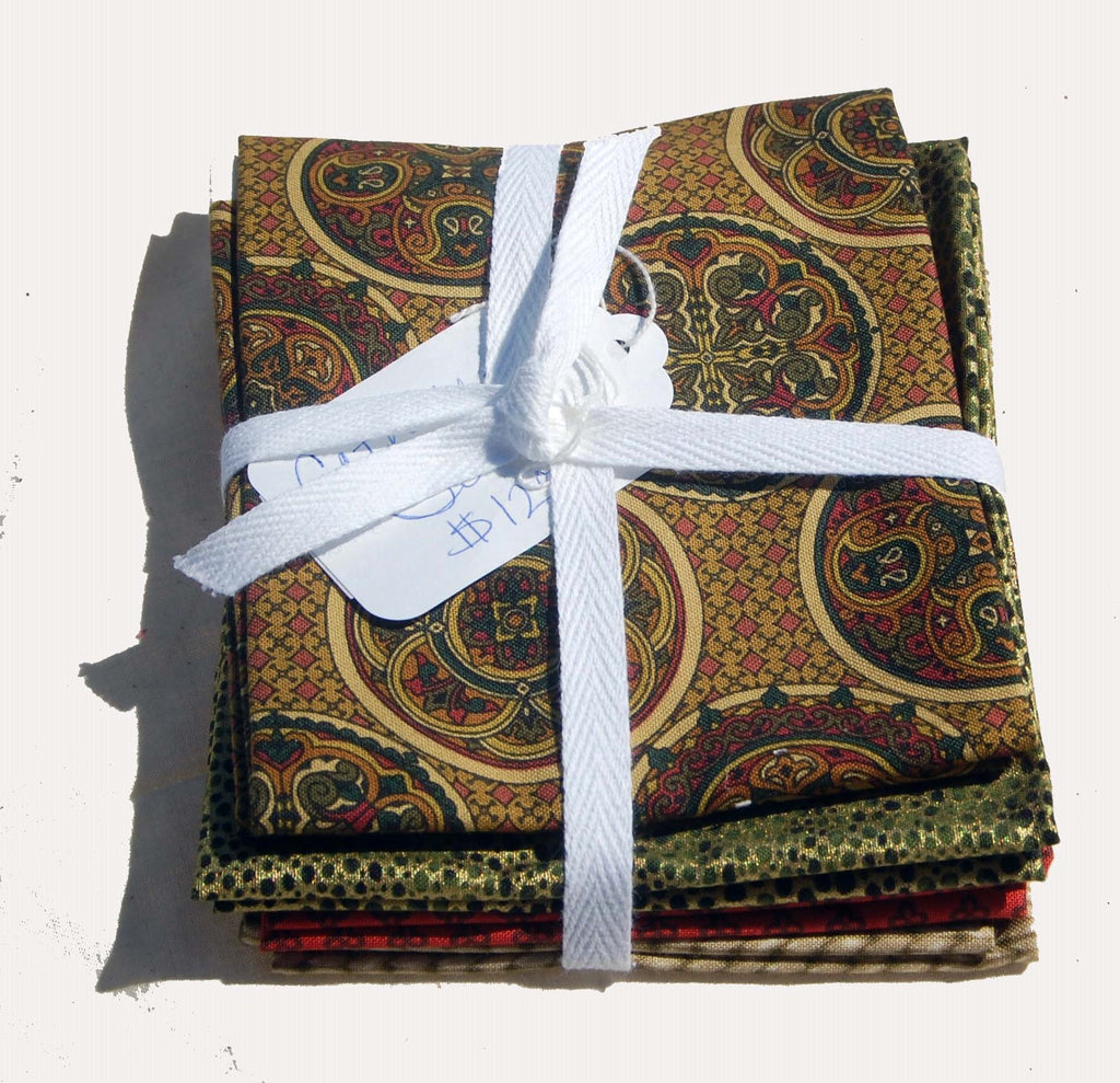 Cathedral Tiles bundle - The Quilter's Bazaar