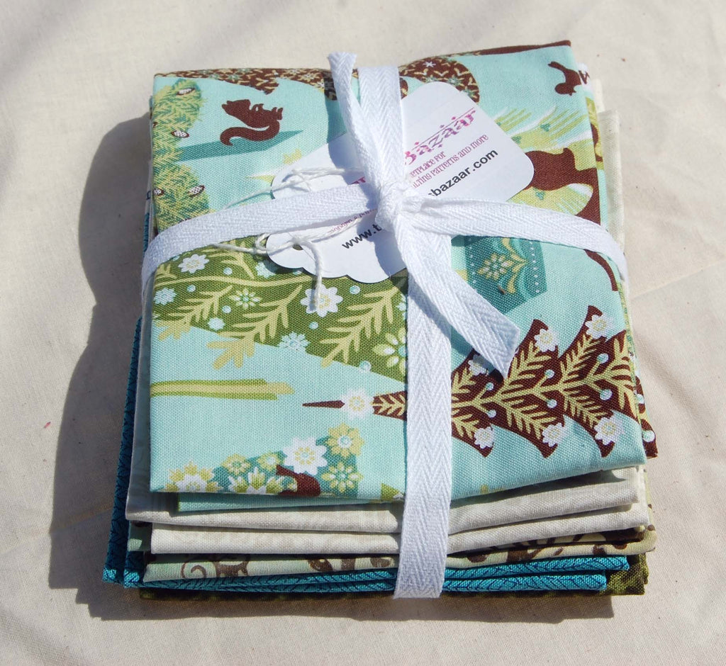 Forest Christmas Bundle - The Quilter's Bazaar