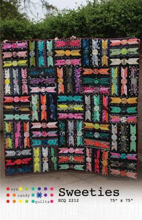 Sweeties quilt pattern by Eye Candy Quilts