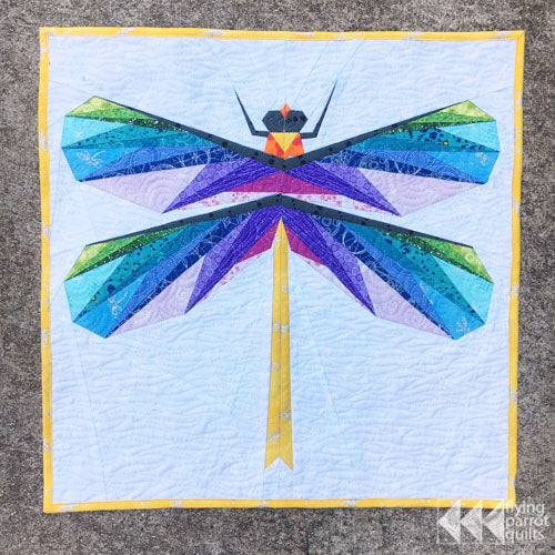 Gossamer Wings by Sylvia Schaefer - The Quilter's Bazaar