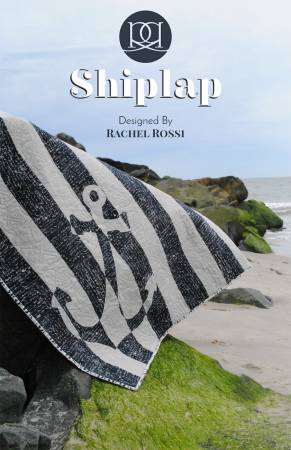 Shiplap, A Nautical Quilt pattern by Rachel Rossi