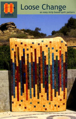 Loose Change quilt pattern by Sam Hunter