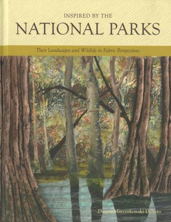 Inspired by the National Parks by Schiffer Publishing