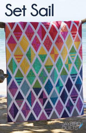 Set Sail quilt pattern by Julie Herman