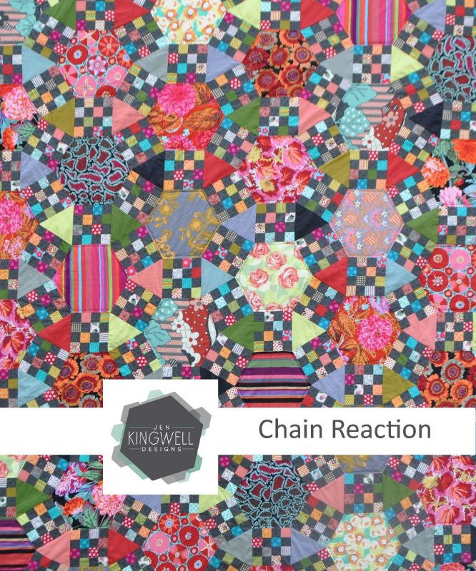 Chain Reaction - The Quilter's Bazaar