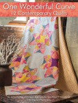 One Wonderful Curve - 12 Contemporary Quilts (softcover)