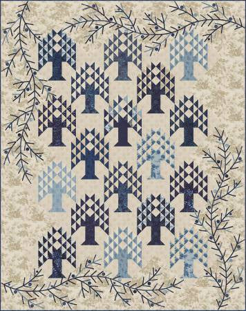 Blue Spruce - The Quilter's Bazaar