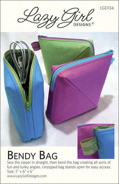 Bendy Bag - The Quilter's Bazaar