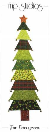 For Evergreen quilt pattern by Wendy Hager