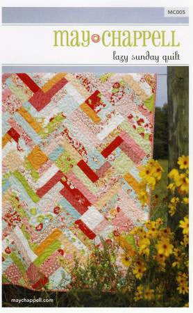 Lazy Sunday Quilt - The Quilter's Bazaar