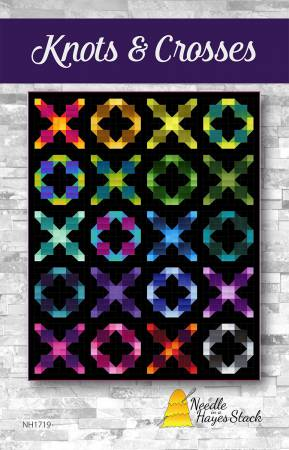 Knots and Crosses by Tiffany Hayes - The Quilter's Bazaar