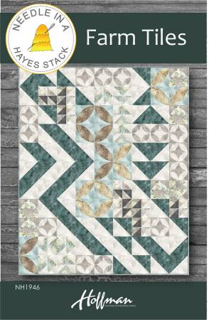 Farm Tiles quilt pattern by Tiffany Hayes