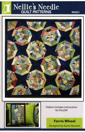 Ferris Wheel - The Quilter's Bazaar