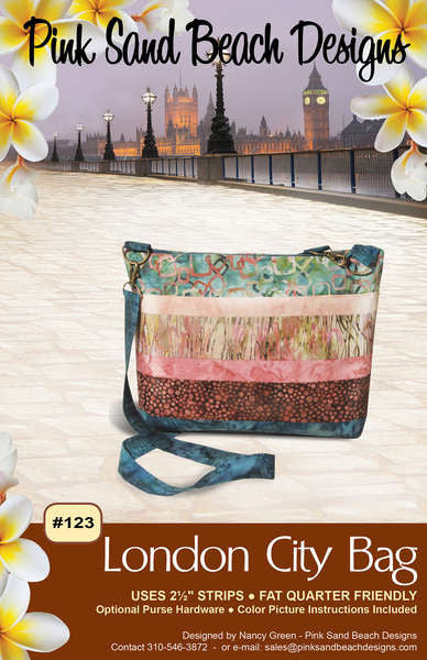 London City Bag - The Quilter's Bazaar