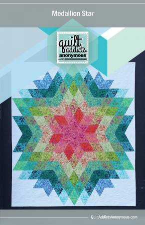 Medallion Star by Stephanie Soebbing - The Quilter's Bazaar