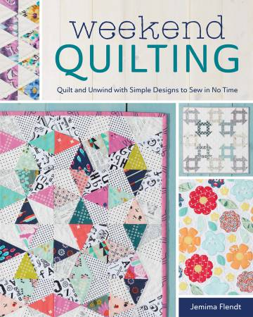 Weekend Quilting by Jemima Flendt