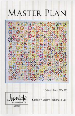 Master Plan by Carrie Nelson - The Quilter's Bazaar