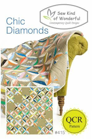 Chic Diamonds - The Quilter's Bazaar