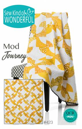 Mod Journey quilt pattern by Helen Robinson