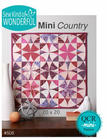 Mini Country quilt pattern by Helen Robinson, Jenny Pedigo & Sharilyn Mortensen