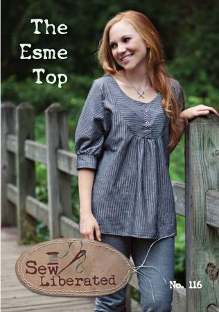 Esme Top - The Quilter's Bazaar