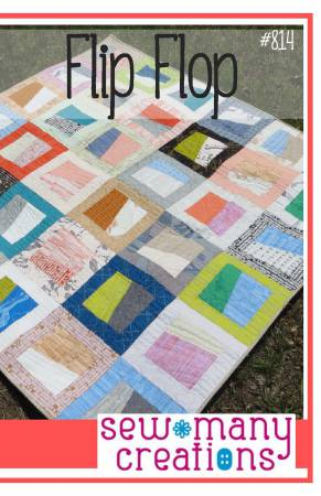 Flip Flop by Jessica VanDenburg - The Quilter's Bazaar