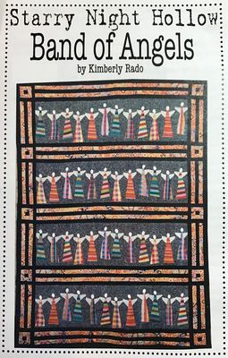 Band of Angels Quilt pattern by Kimberly Rado - The Quilter's Bazaar