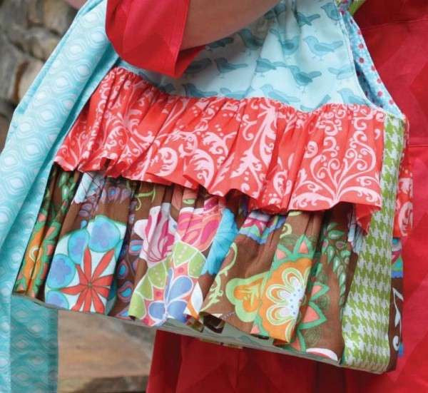 Lola Gypsy Bag - The Quilter's Bazaar