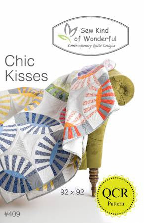 Chic Kisses - The Quilter's Bazaar