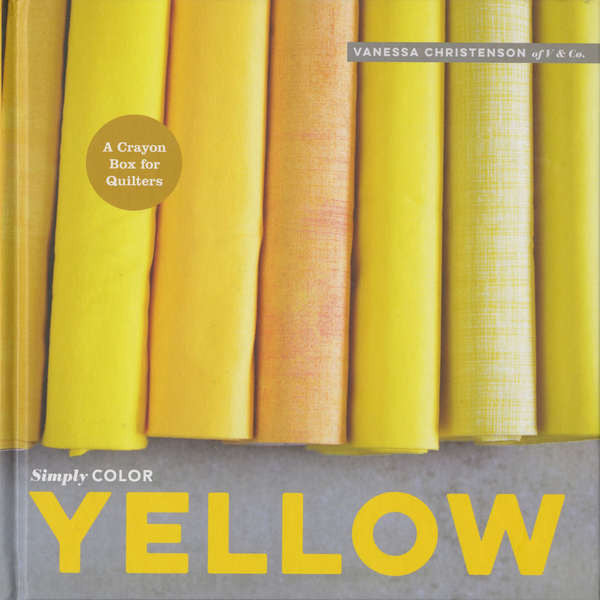 Simply Color: Yellow