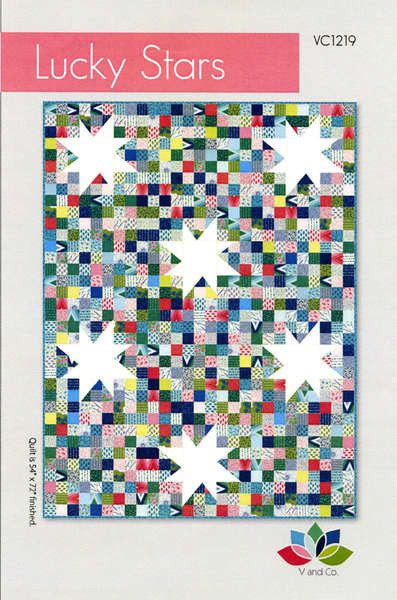 Lucky Stars - The Quilter's Bazaar