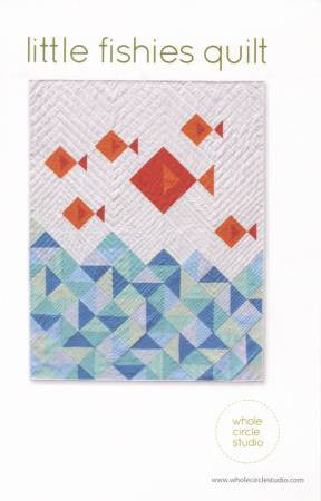 Little Fishies Quilt pattern by Sheri Cifaldi-Morrill